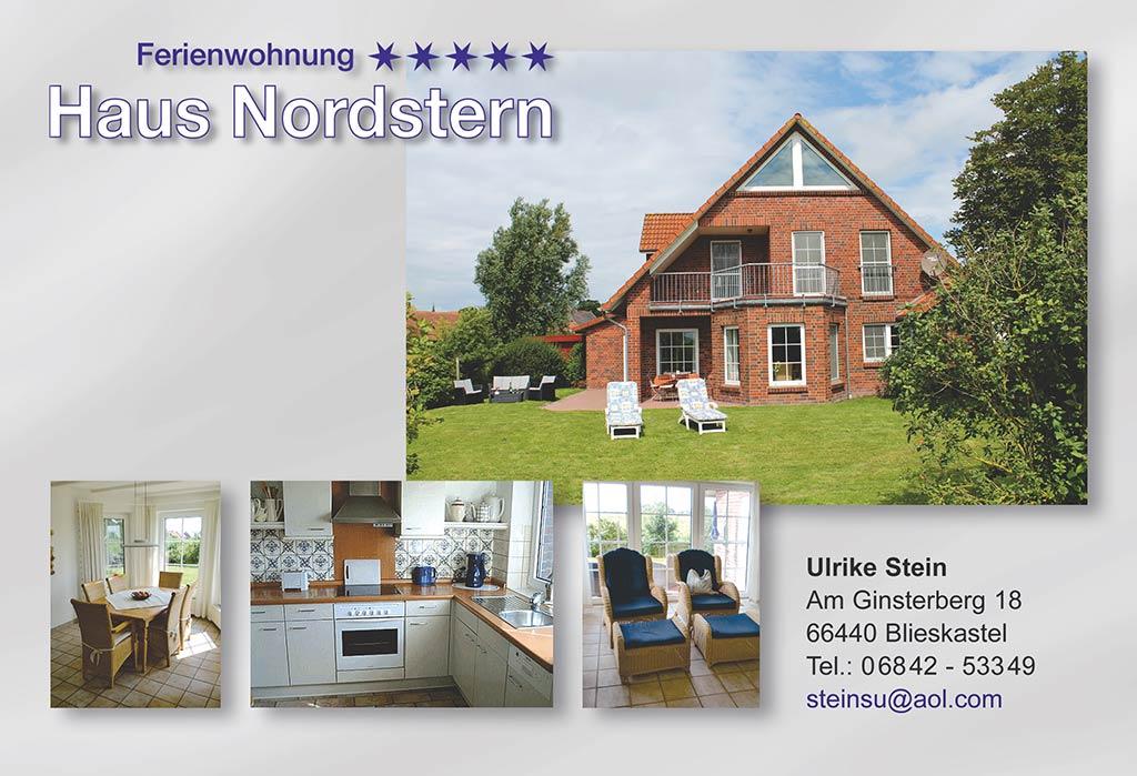 Ferienwohnung Haus Nordstern